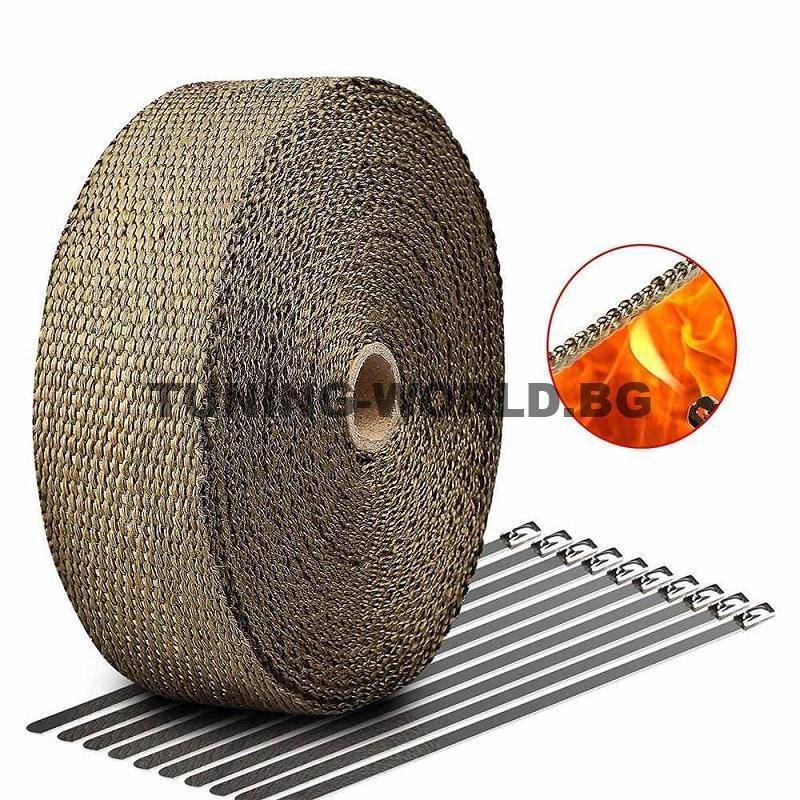 Титаниева Термо лента