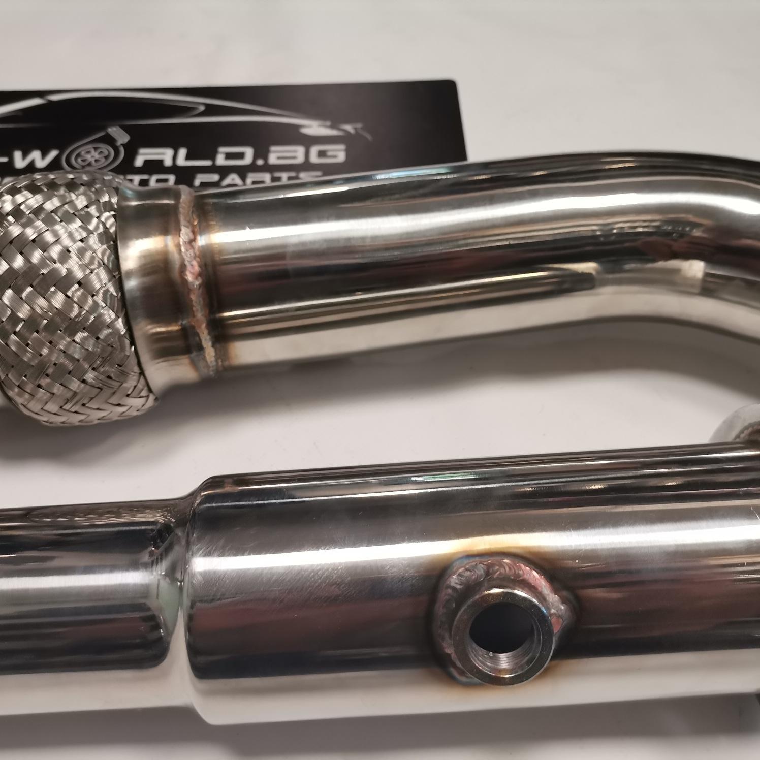 Downpipe kit VW 1.8T MK4 GTI GOLF, Getta, Beetle