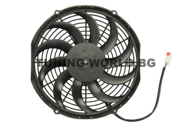 SPAL 280мм 12v Електрическа перка ,вентилатор