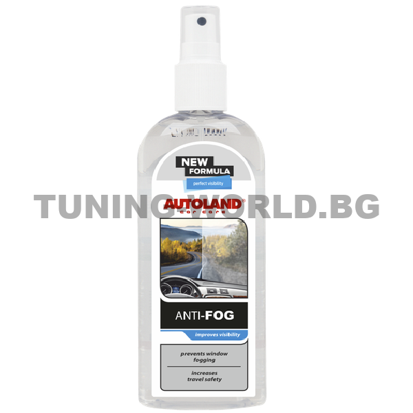 AutoLand Anti-Fog Spray 300ml