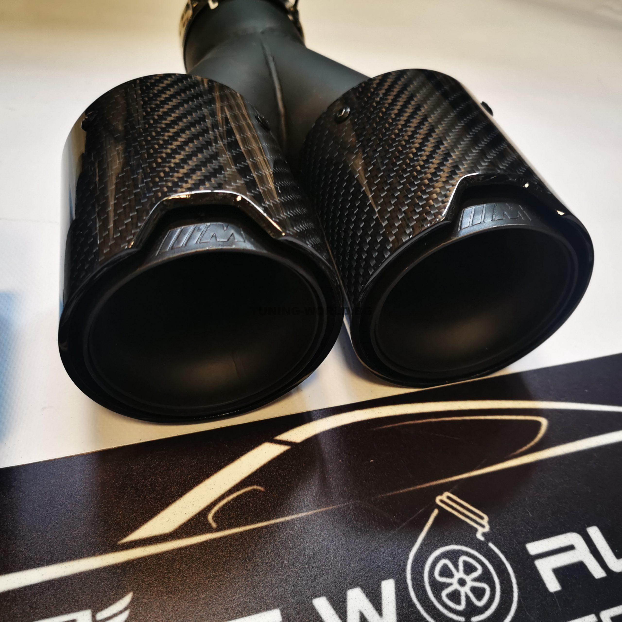 2x89mm M Performance накрайник карбон и неръждаема стомана