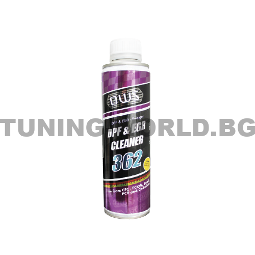 OWS DPF & EGR Cleaner 300 ml