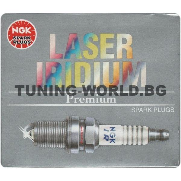 IFR6Q-G 5648 NGK Иридиеви запалителни свещи