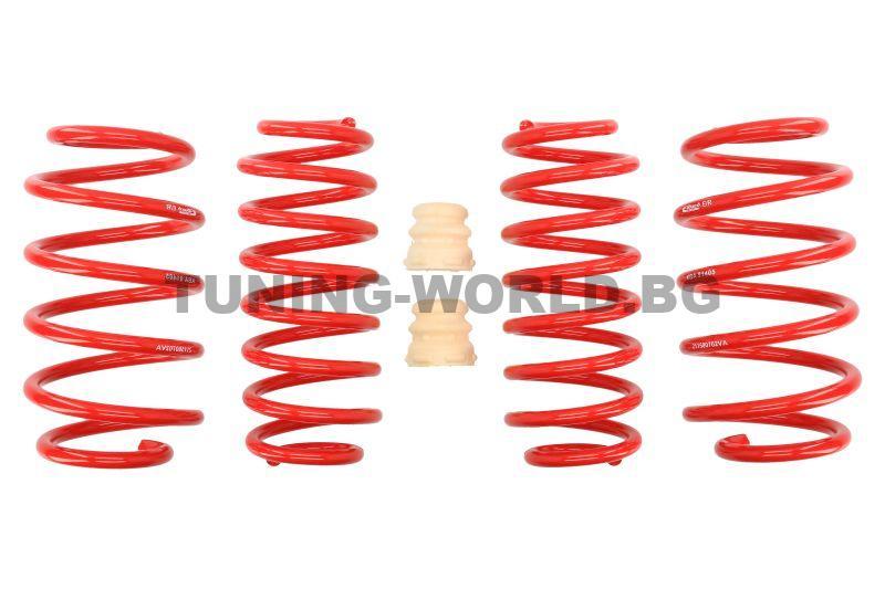 Комплект за ходовата част, пружини E20-85-001-01-22, VW BORA, GOLF IV