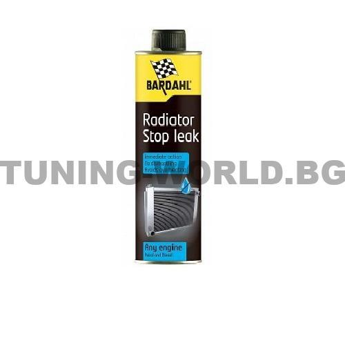 Bardahl - Спиране на течове на радиатори