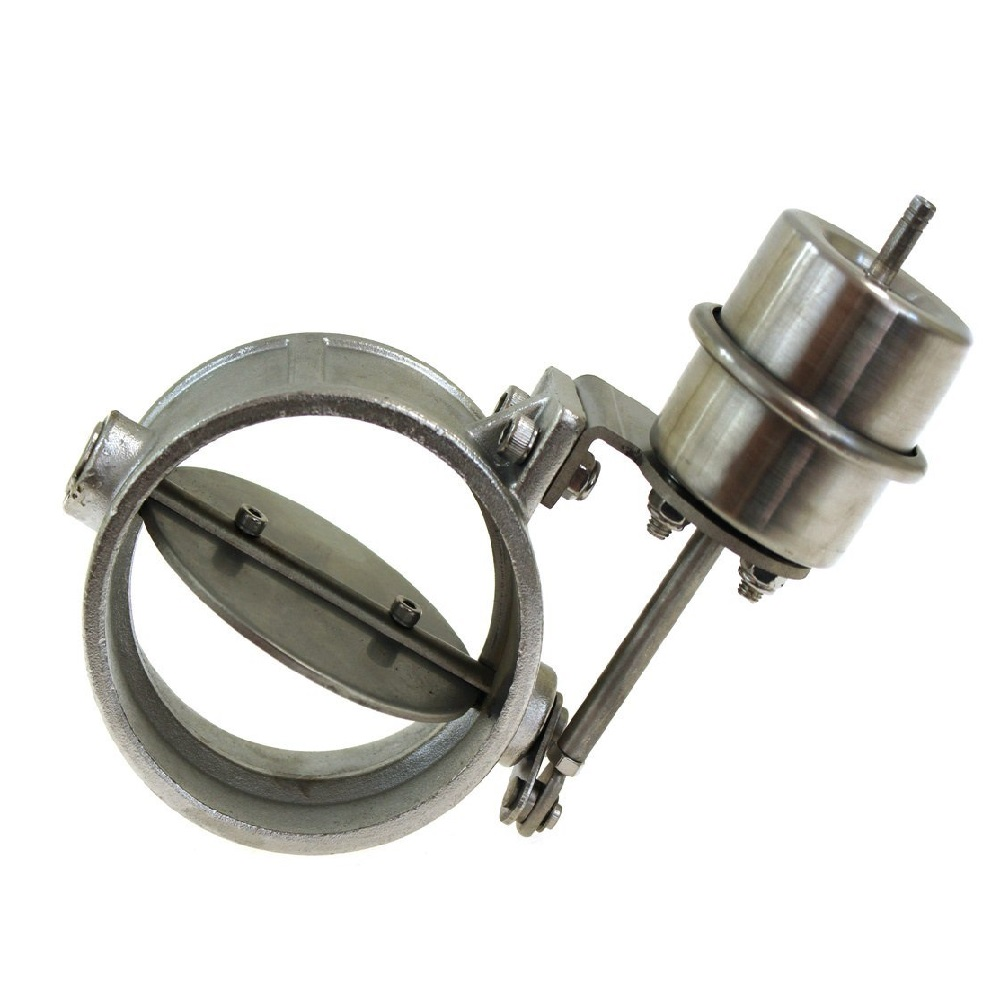 Exhaust Cut out/off Pneumatic 63mm Vacuum Open