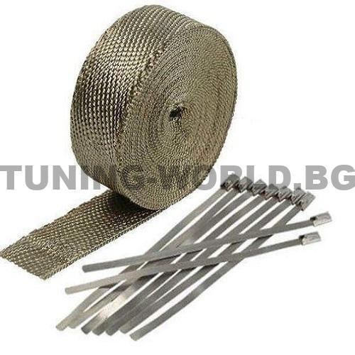 Метални опашки за термолента