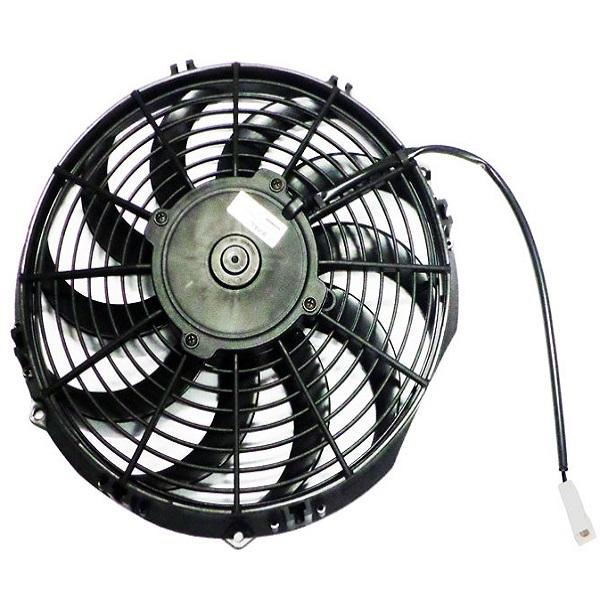 SPAL 280mm 12v Електрическа перка ,вентилатор