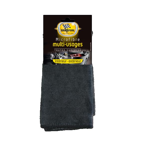 Микрофибърна кърпа Bardahl - Черна