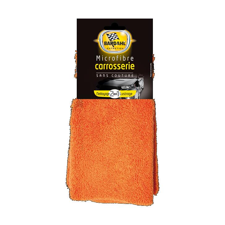 Микрофибърна кърпа Bardahl - Оранжева