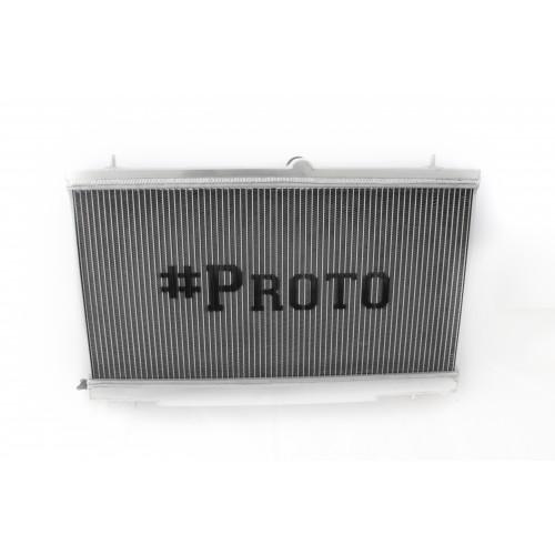 #Proto Воден Радиатор Subaru Impreza 01-07 X-line